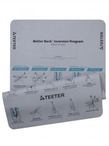Teeter Mata Beeter Back Inversion Program Mat